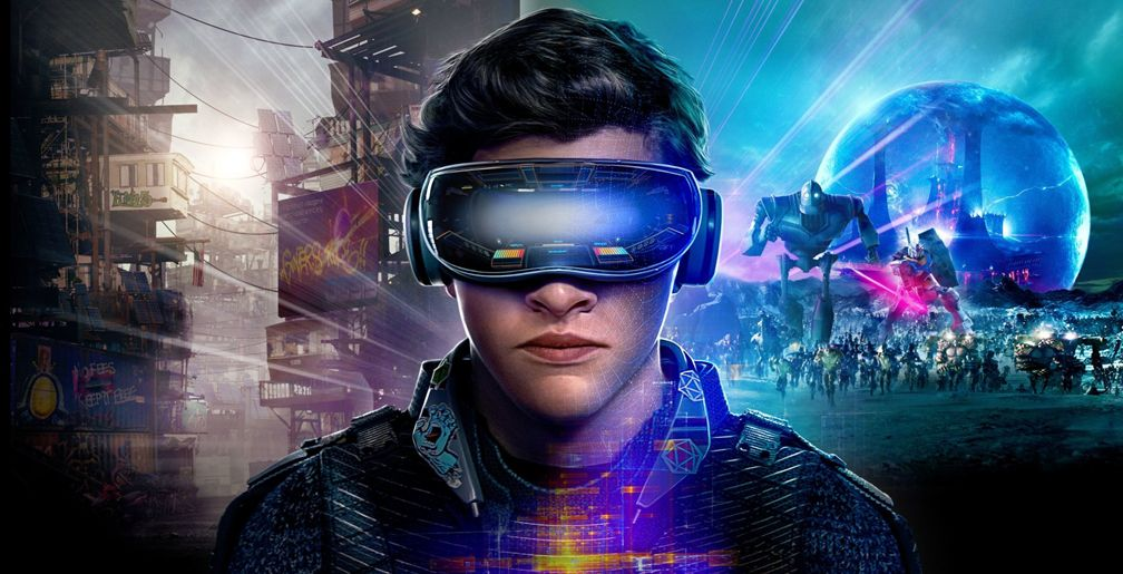 Movie Review Spielberg Rediscovers His Inner Child With Ready Player One Ready Player One Movie Ready Player One Player One