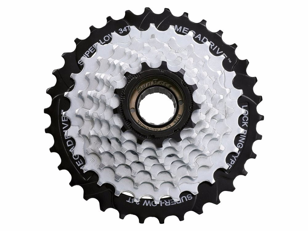 SunRace MTB Bike 8 Speed Freewheel 13-34T