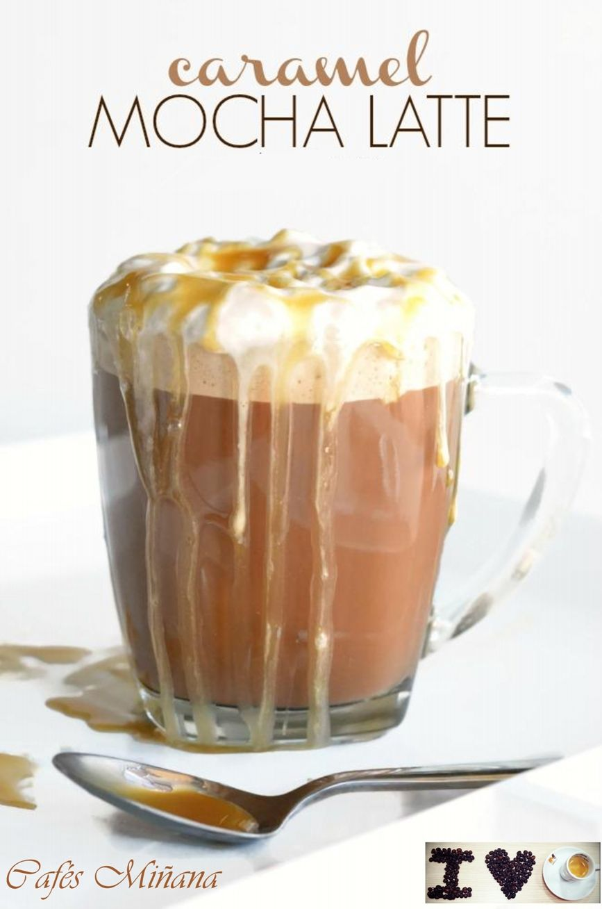 mocha latte recept