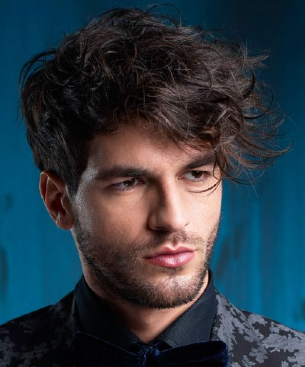 hairstyles for men with curly hair wallpaper | sexiest curly