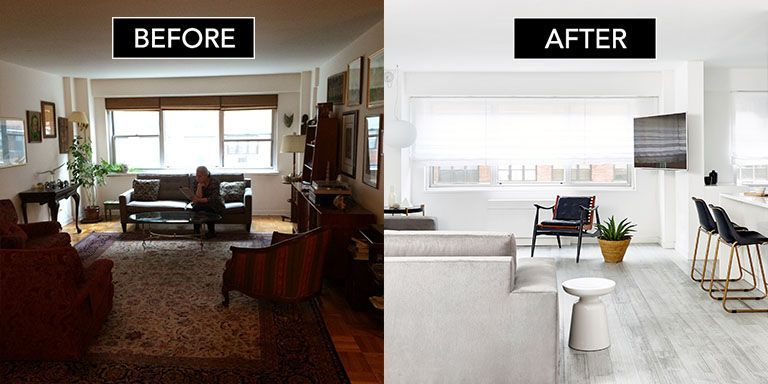 Before After This Interior Designer Transformed A Tiny