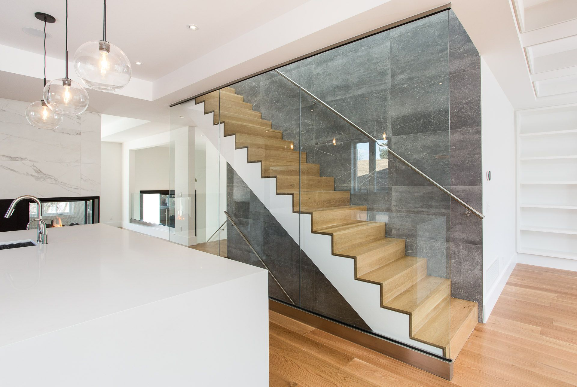 Best Built By Avvio Fine Homes This Modern Interior Is From A 400 x 300