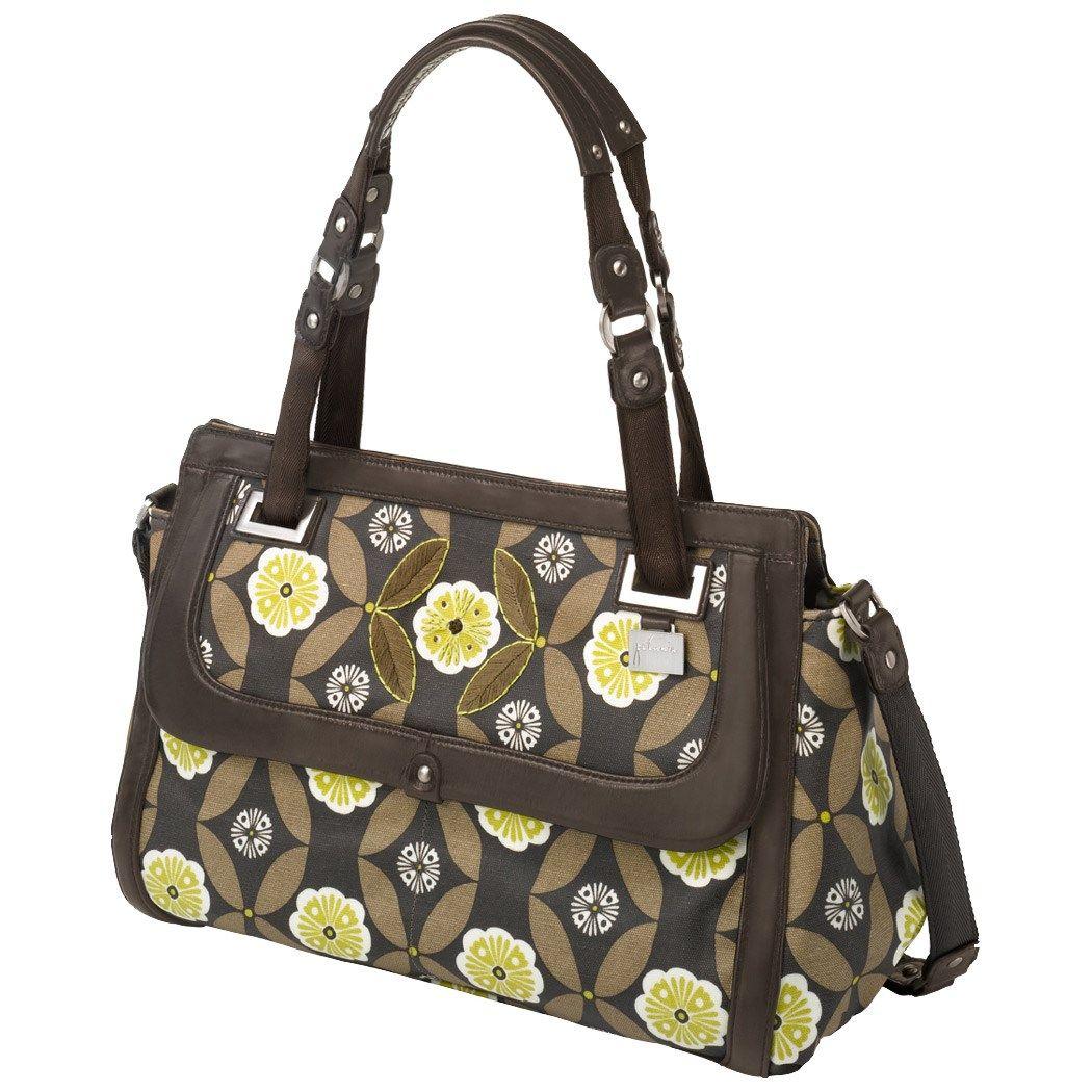 Petunia Handbags Glazed Soho Satchel