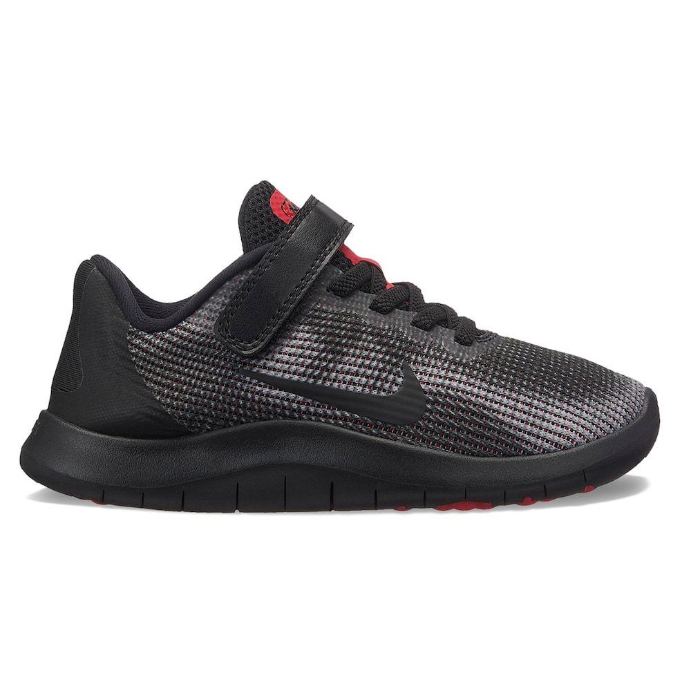 02004e73316 Nike Flex 2018 RN Preschool Boys  Running Shoes in 2019