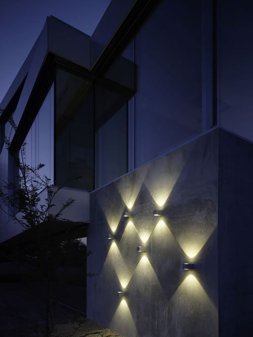 Playing With Lighting Outdoor Lighting Landscape Lighting Modern Lighting Design