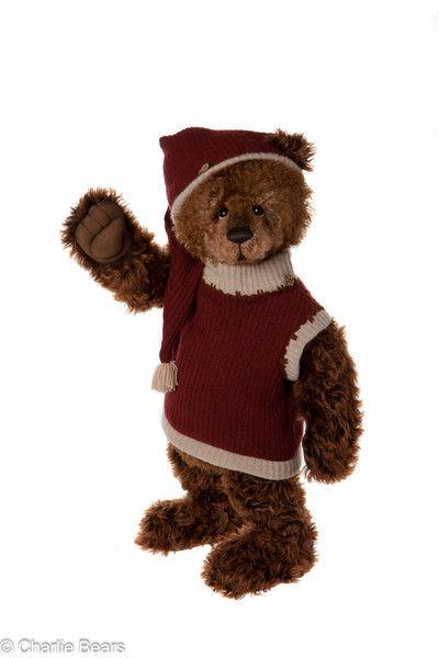 Charlie Bears launch today! - The Bear Garden