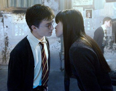ハリー ポッター の登場人物がキスしたに違いないスポット9 ハリー ポッターの映画 ハリー ポッターのキャラクター ハリーポッター