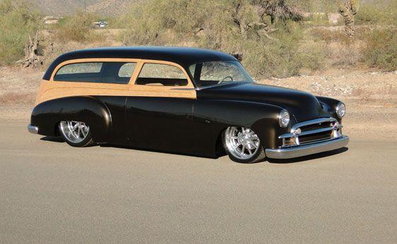 1948 chevrolet tin woody station wagon cars classic cars trucks woody wagon pinterest