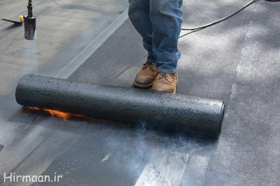 قیمت رول ایزوگام درجه یک دلیجان Flat Roof Materials Flat Roof Repair Flat Roof