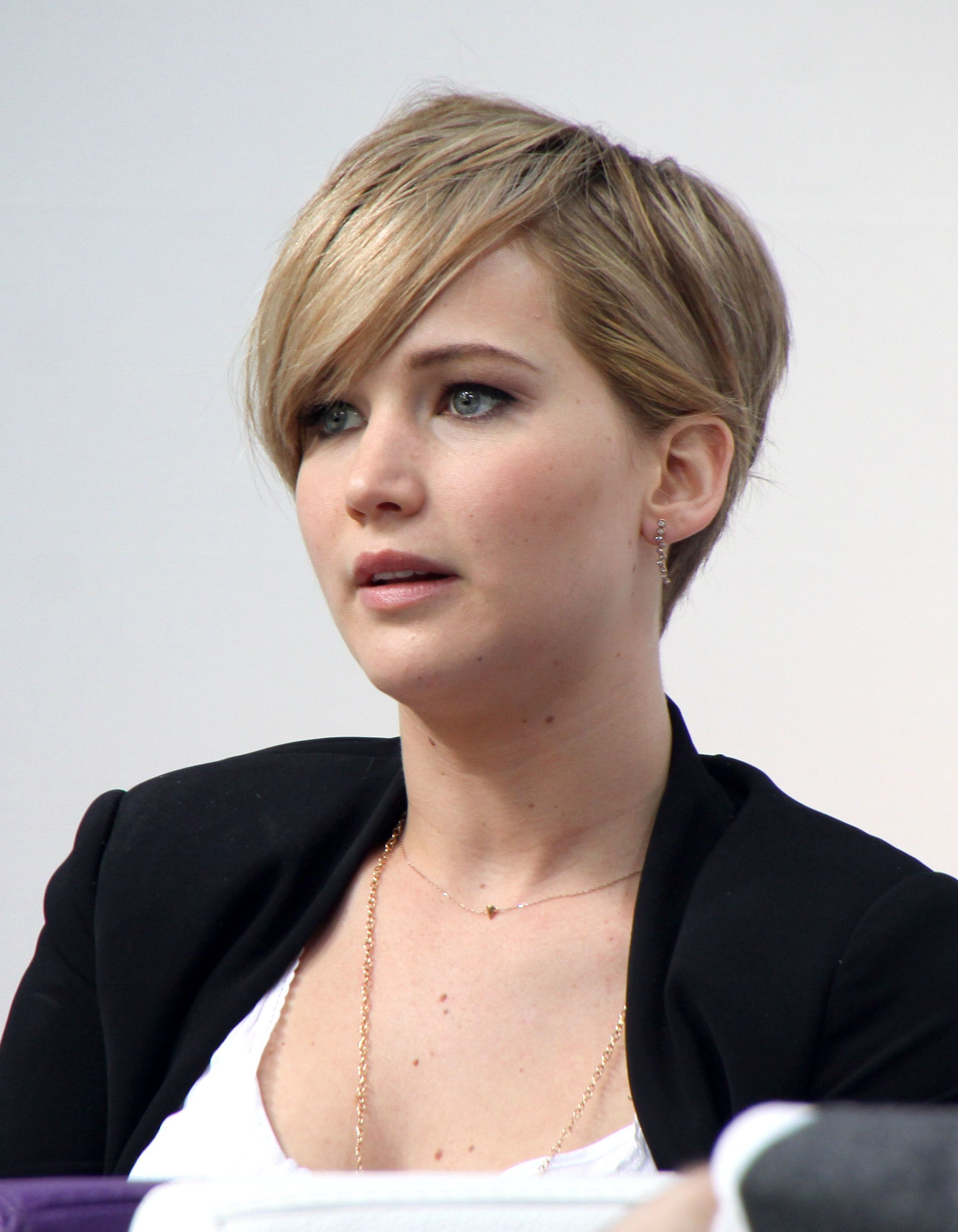 jennifer lawrence hairstyle - Buscar con Google