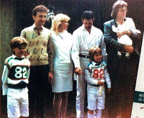 Freddie Mercury and Queen - Фредди Меркури и группа Queen ...