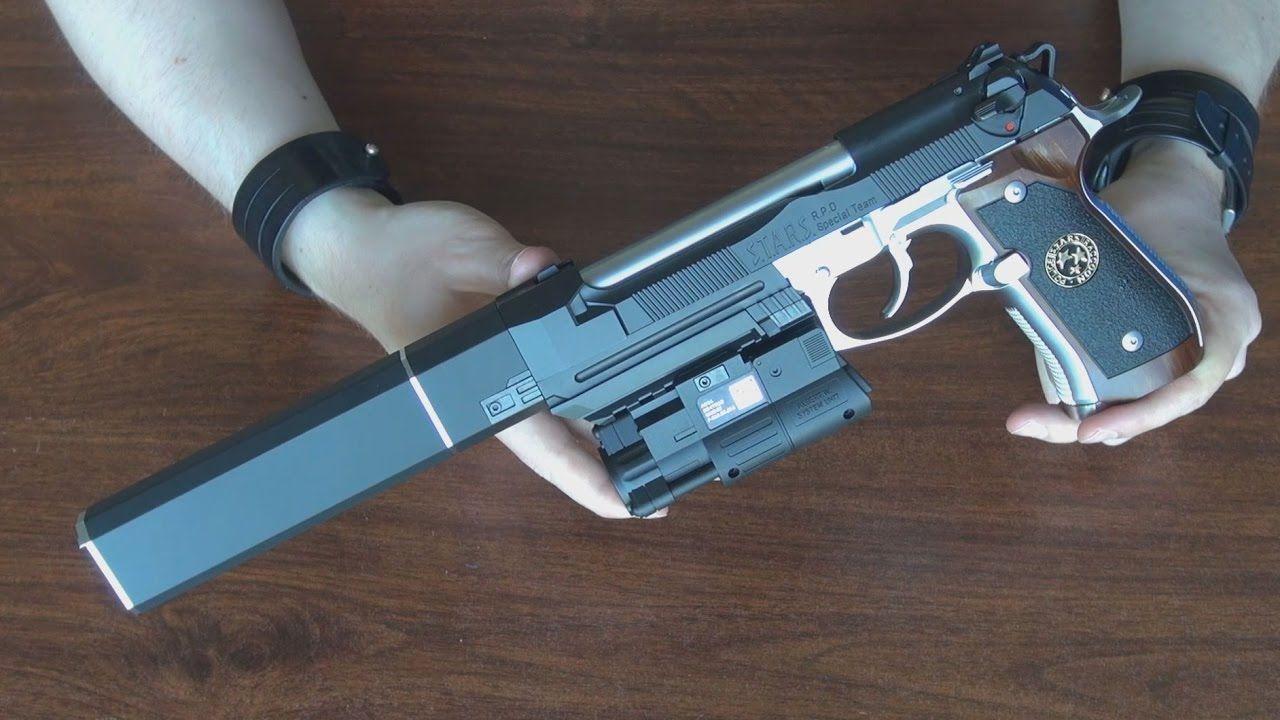 (Airsoft) Unboxing the Samurai Edge Albert Wesker Model 01