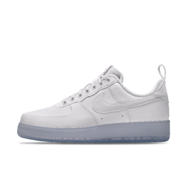 Air Force 1 Low iD Winter White Herenschoen. Nike NL