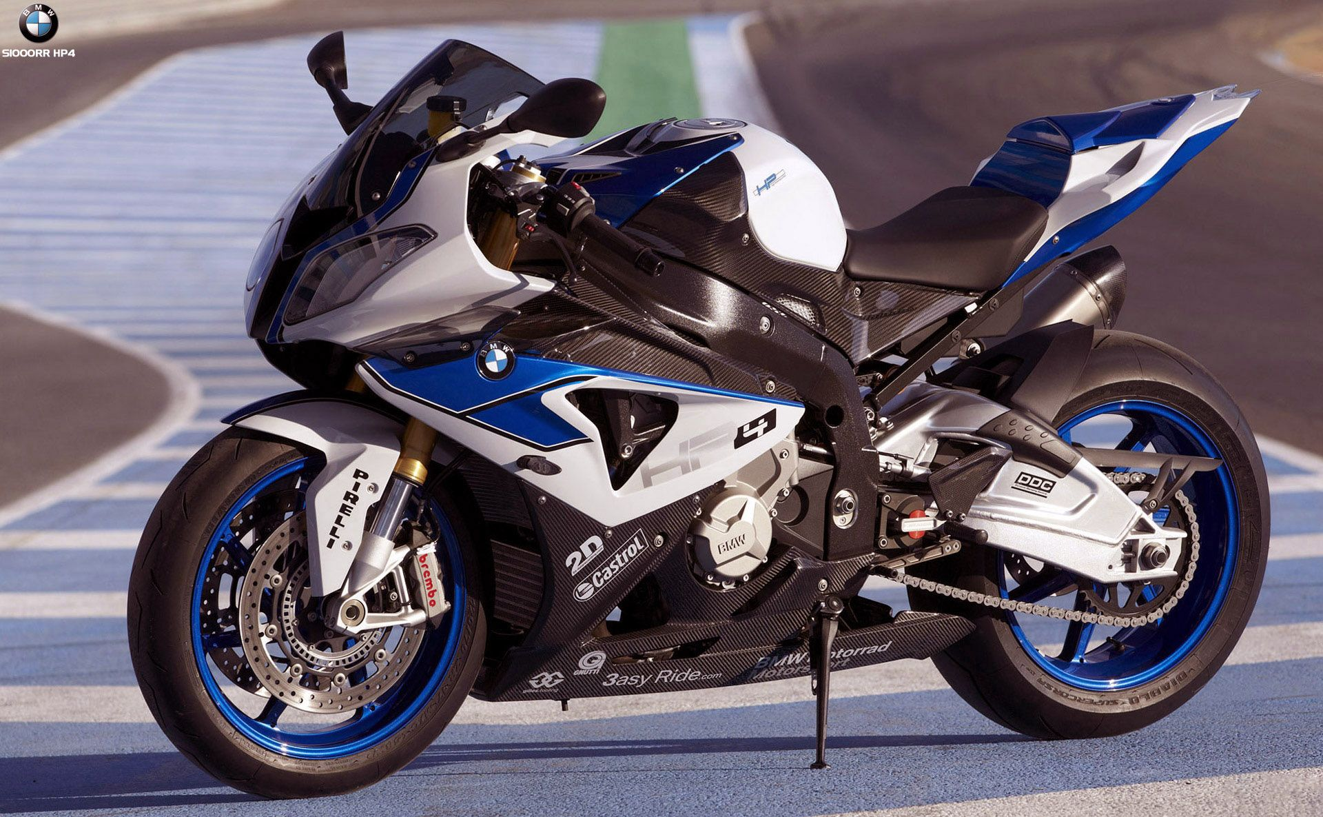 HD Stunning Pics BMW S1000RR Wallpaper