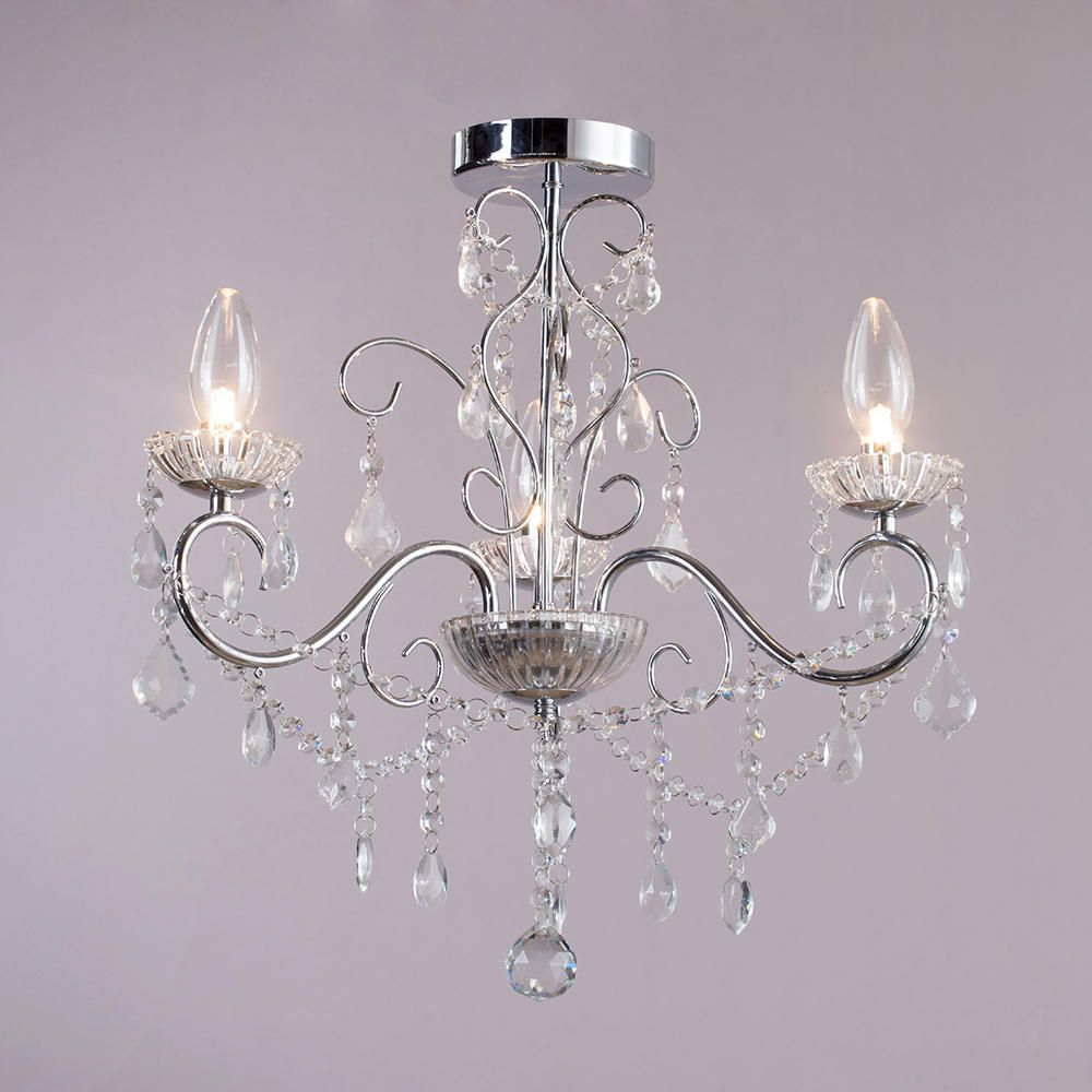 Small bathroom chandeliers lighting ideas pinterest bathroom small bathroom chandeliers arubaitofo Gallery