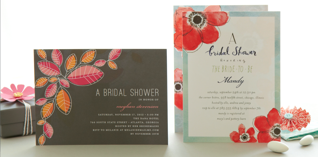 Wedding Paper Diva Shower Invitations Style Wedding Paper Divas Shower Invitations Invitation Paper