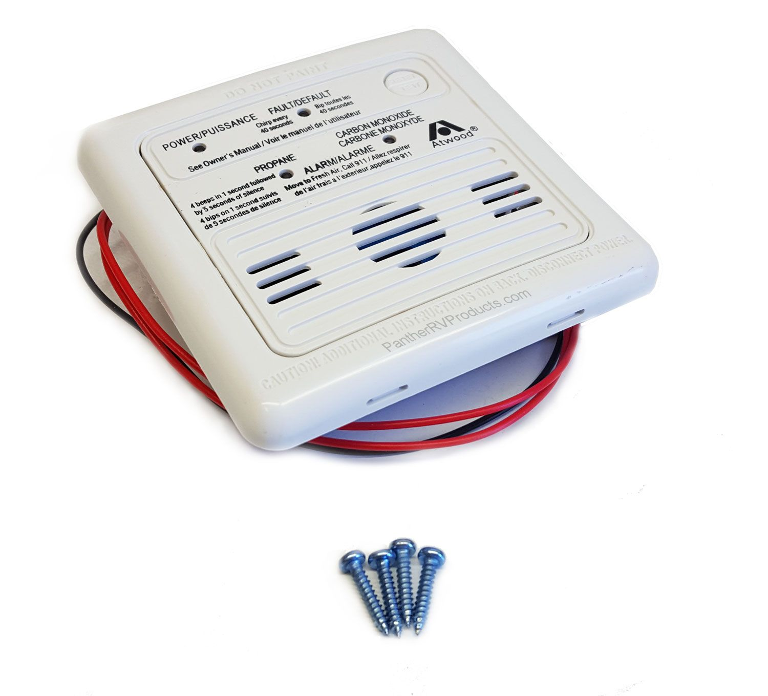 This Atwood Carbon Monoxide And Propane Co Lp Alarm Is A Sophisticated Instrument That Has Been Carefully Designed A Propane Liquefied Petroleum Gas Gas Cans