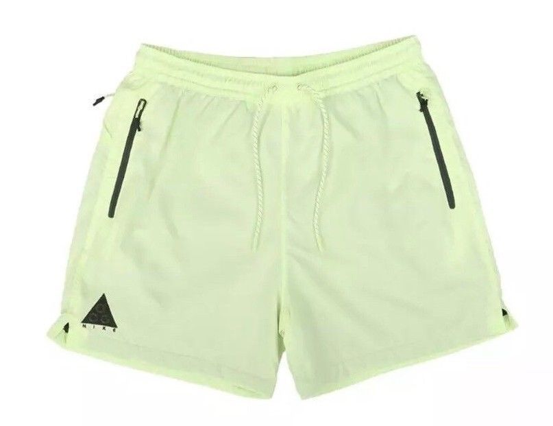 info for 5b12a f7872 Nike ACG NSW Short Woven Shorts VOLT AO8272-701 NIKELAB Size L NEW  Nike   Shorts