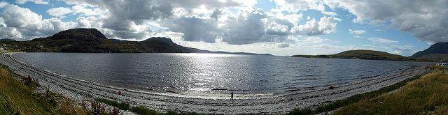 Loch Broom from Ardmair Beach