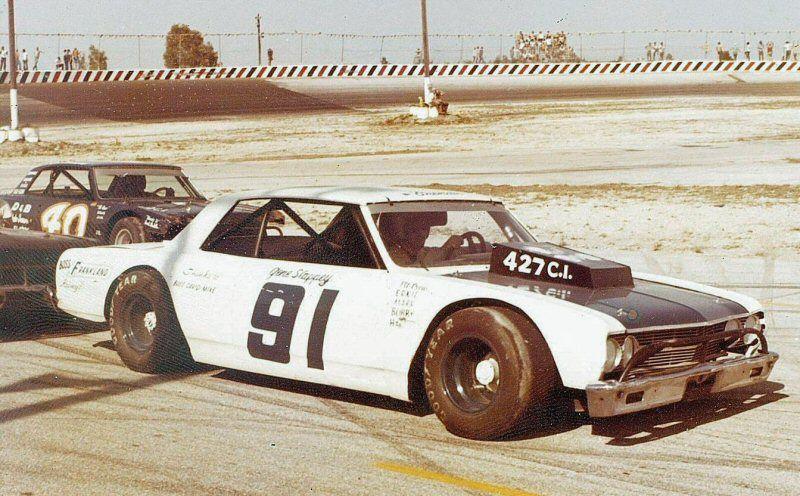 Florida Racing Memories Stock car, Vintage racing