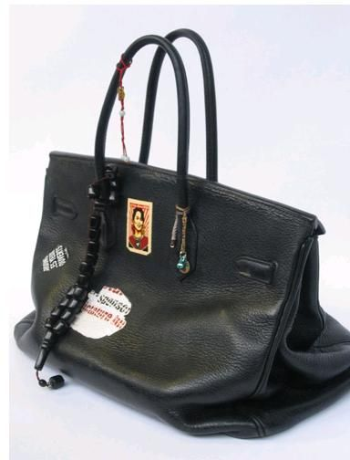 Jane Birkin s personal Birkin bag.  3e4488e31cf17
