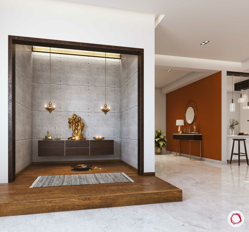 You'll Wish You Knew All This Before Designing Your Pooja Room