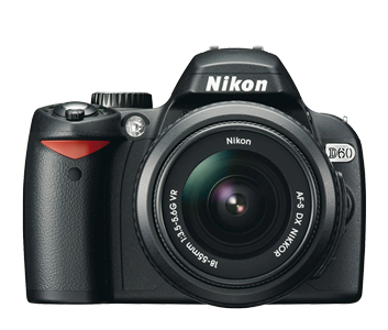 Nikon D60 - My Eye