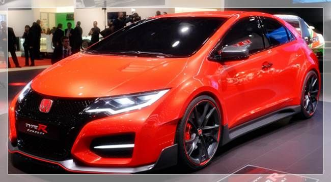 New Special Edition 2017 Honda Civic Type R Release Date Usa