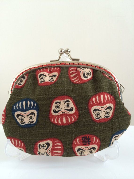 traditional japanese coin purse