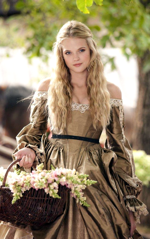 Gabriella Wilde ♥ as Constance in The three musketeers (With ...