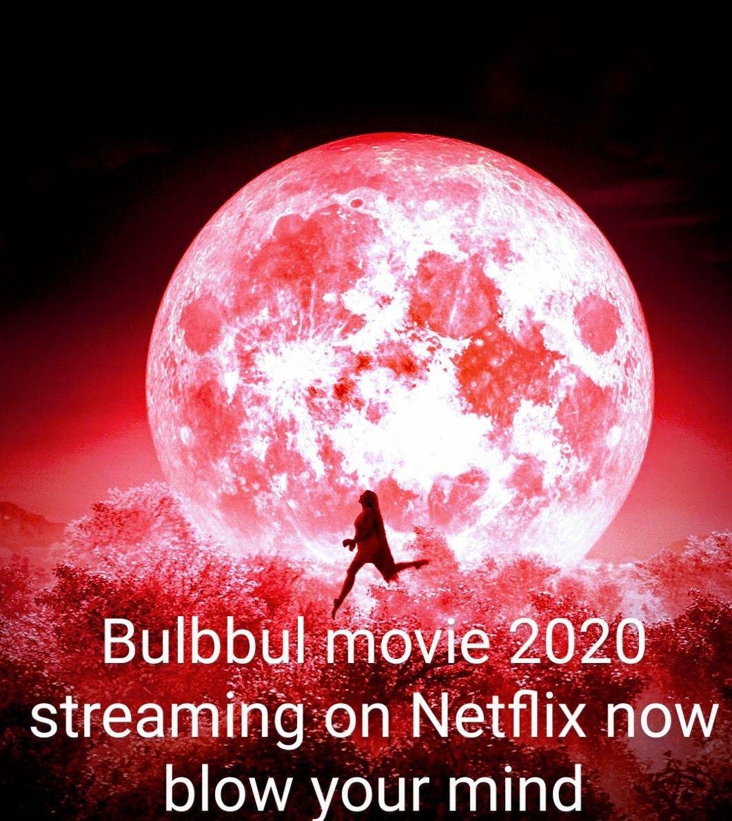 Bulbbul Movie 2020 Streaming On Netflix Now Blow Your Mind Netflix Streaming Netflix Drama Film
