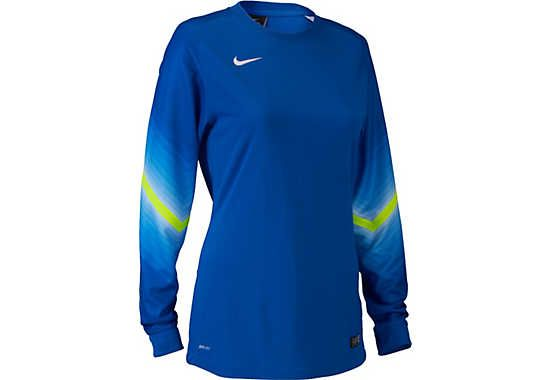 Nike Goleiro Women s Keeper Jersey Royal...shop at www.soccerpro.com now. 5460e2edc