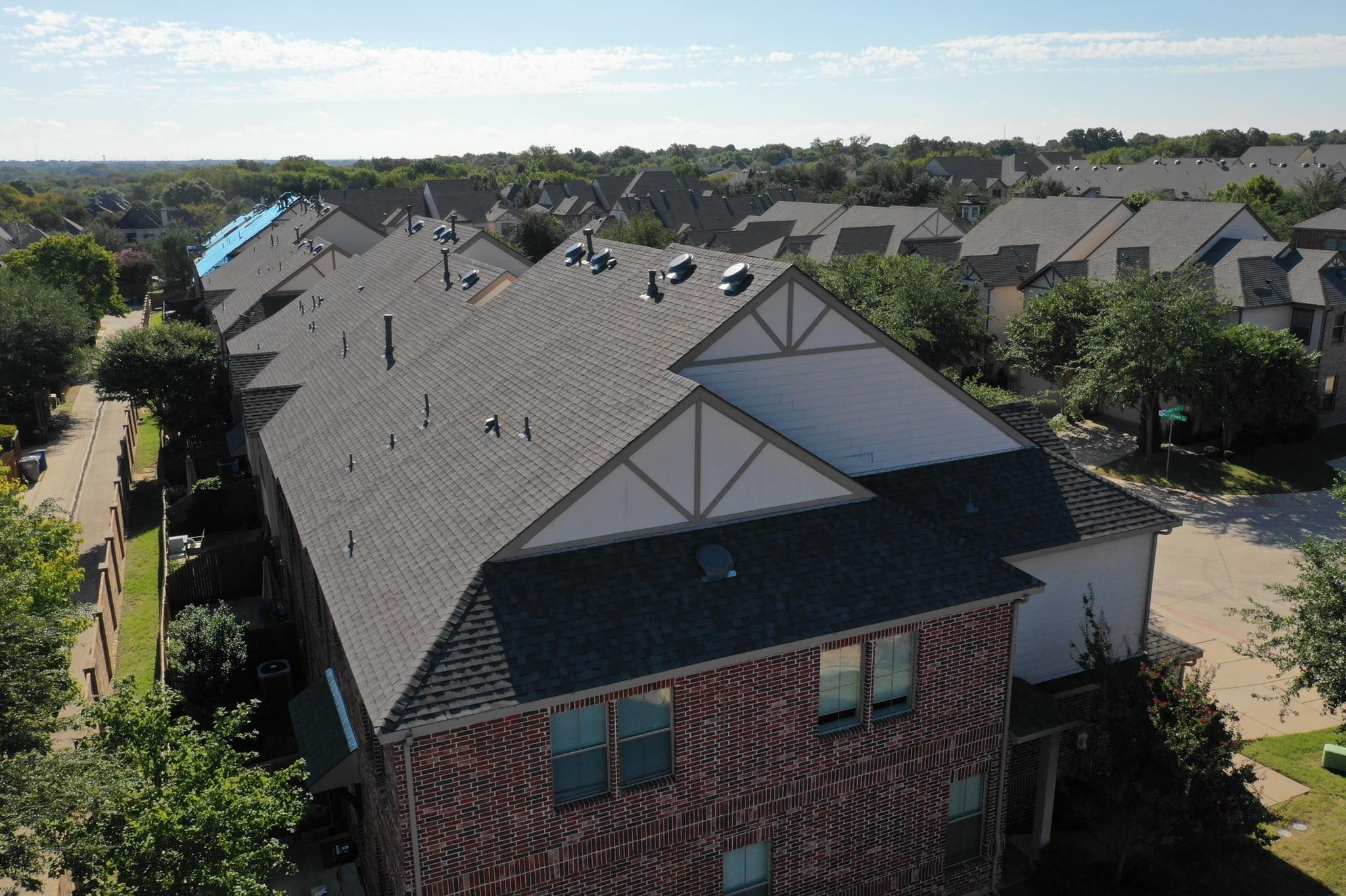 Storm Damage Roofing In Plano Tx Roof Installation Roof Repair Restoration Services