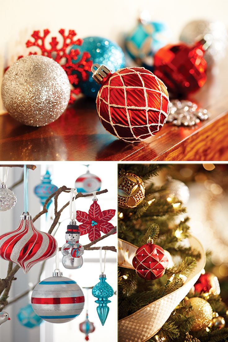 It S The Christmas Ornaments That Complete The Look Of
