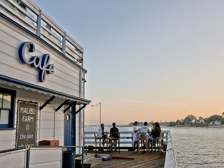 Pacific Plates The Best Ocean View Restaurants In Los Angeles