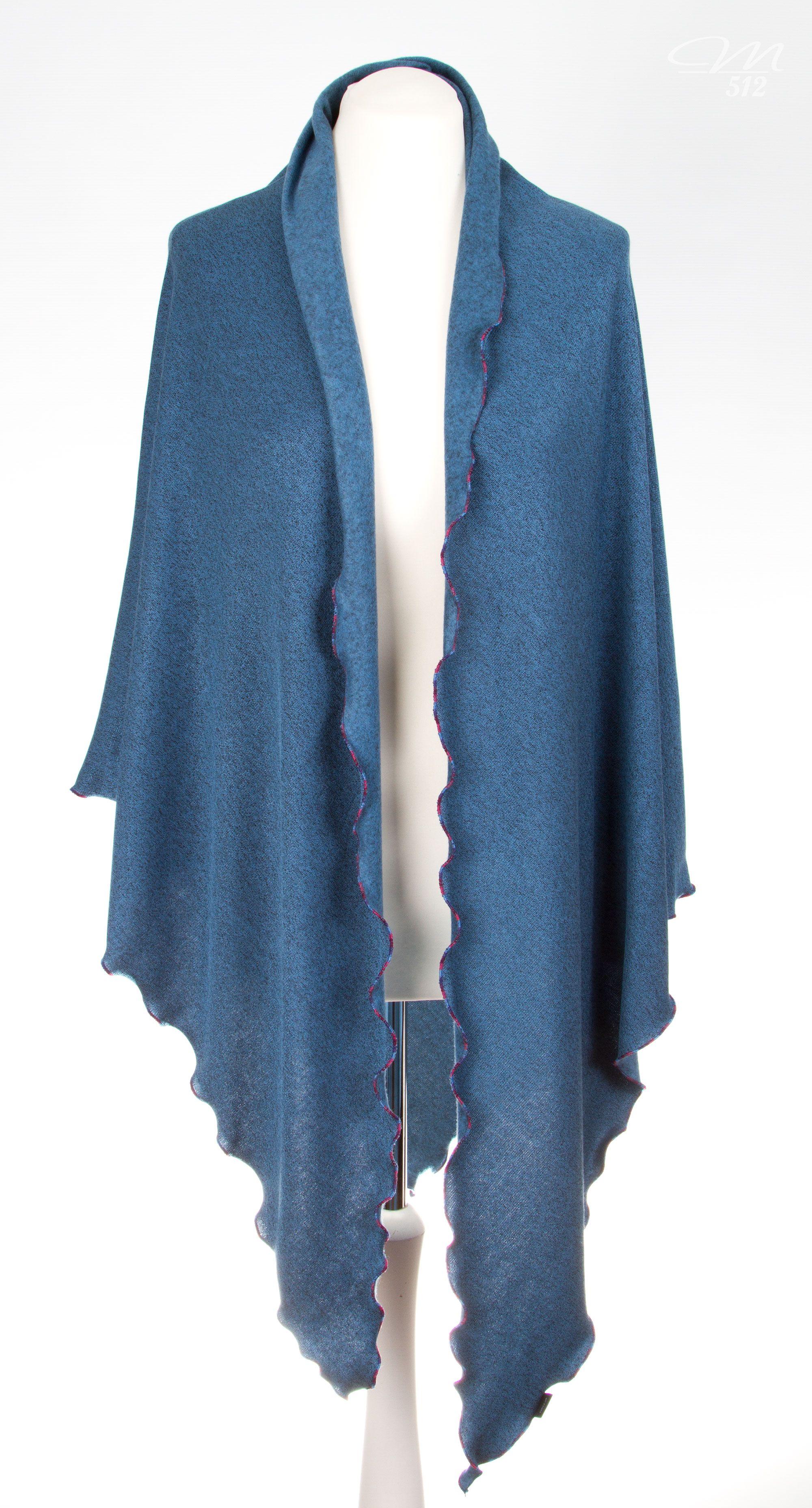 Strick-3Eck Jeans Rot-Blau - Manufaktur 512 - Einzigartige #Accessoires in #Handarbeit. +++ #Strick-3Eck #fashion #handmade #manufaktur