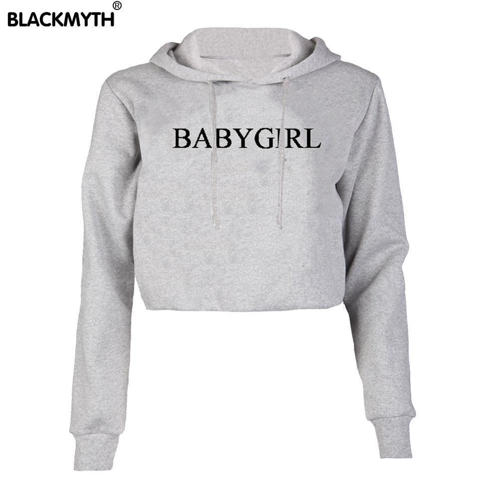 abebcf4f0c07 Women New BABYGIRL Fashion Letters Printed Short Black White ...