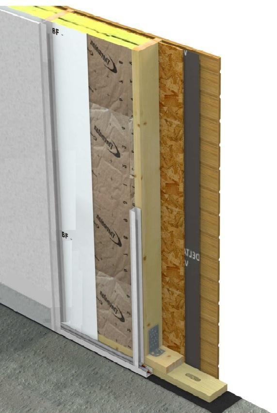 Calculer la r sistance thermique d 39 un mur gr ce un - Calculer m2 mur ...