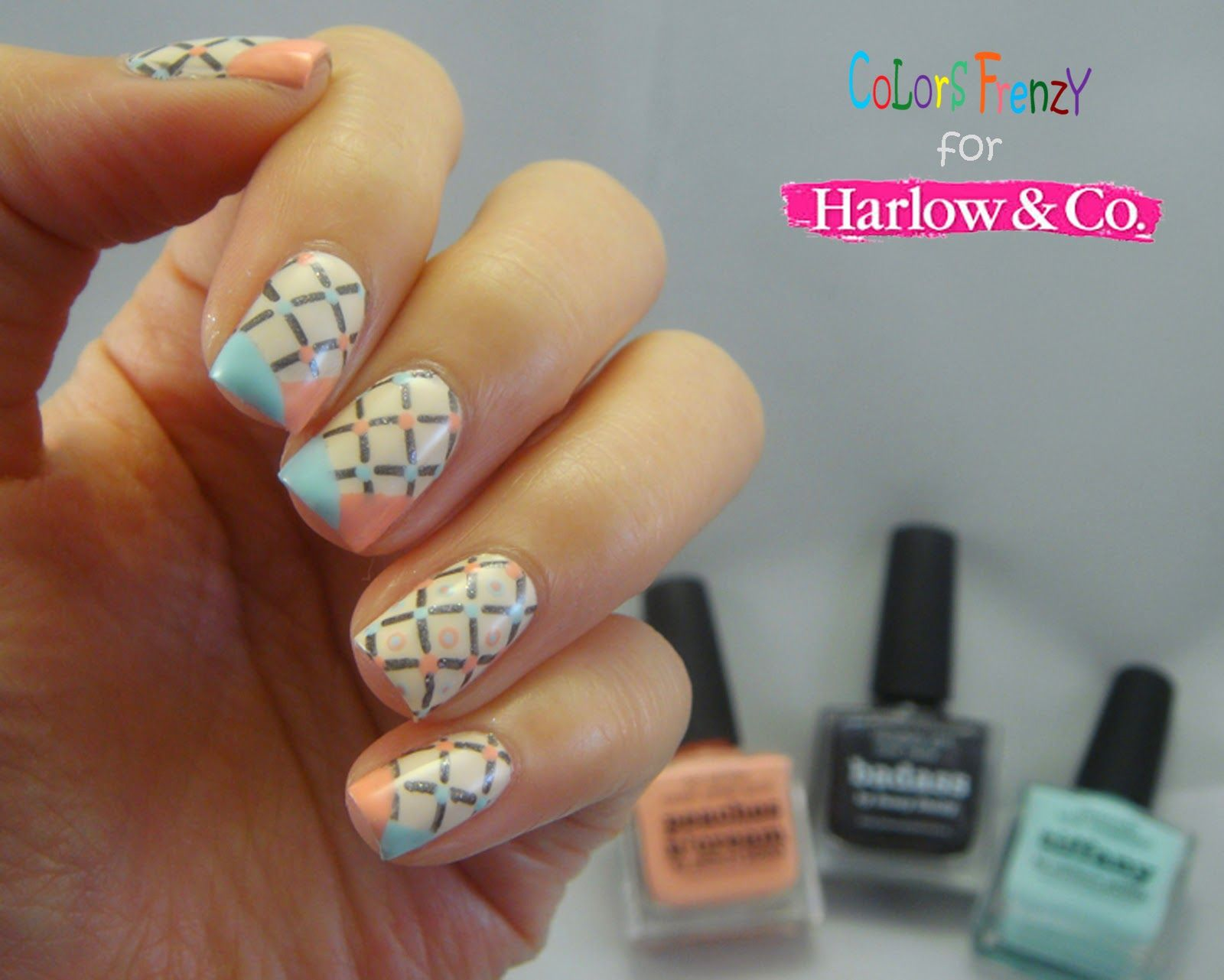 Color Frenzy for Harlow & Co