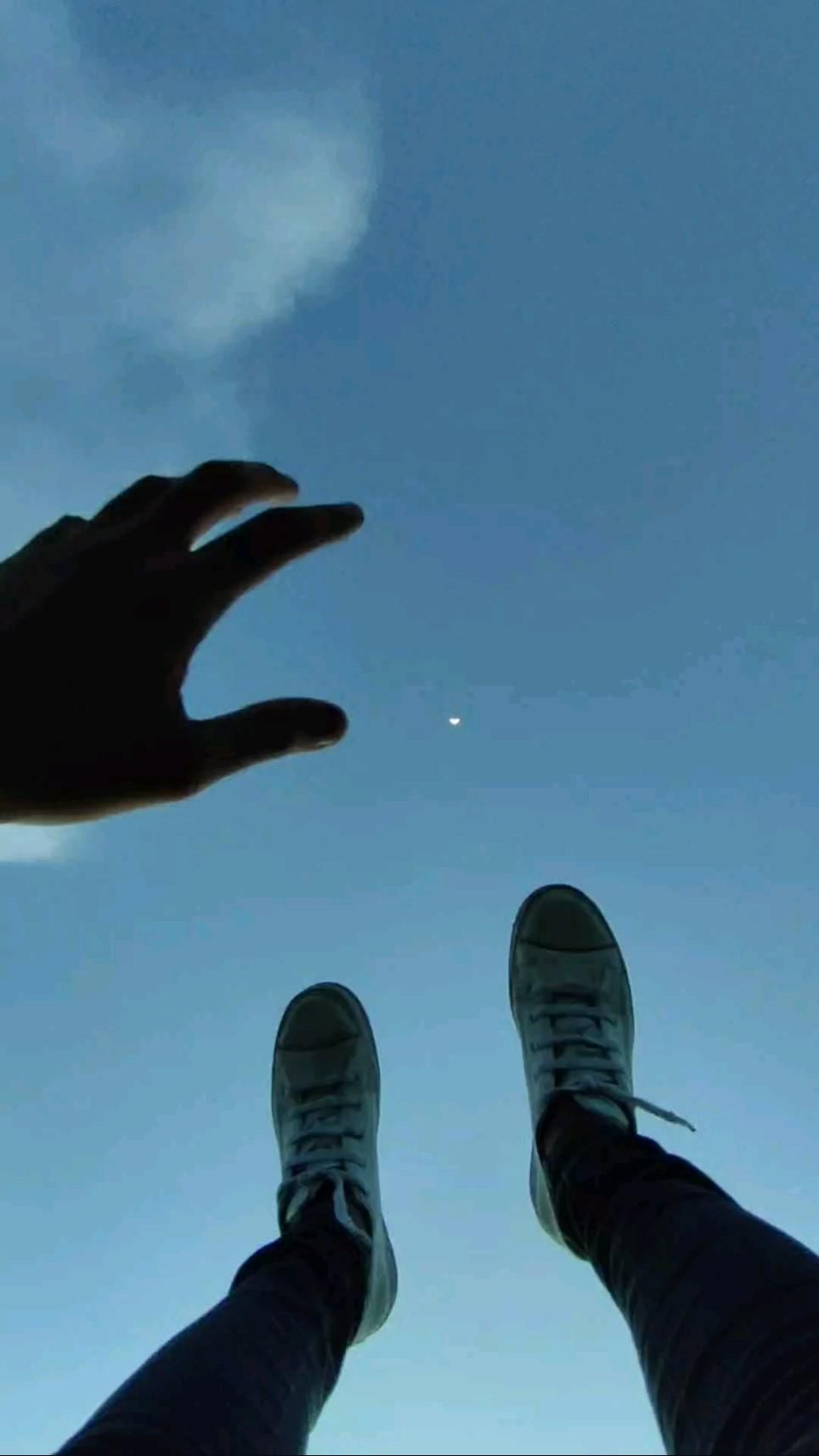 Talking to the moon