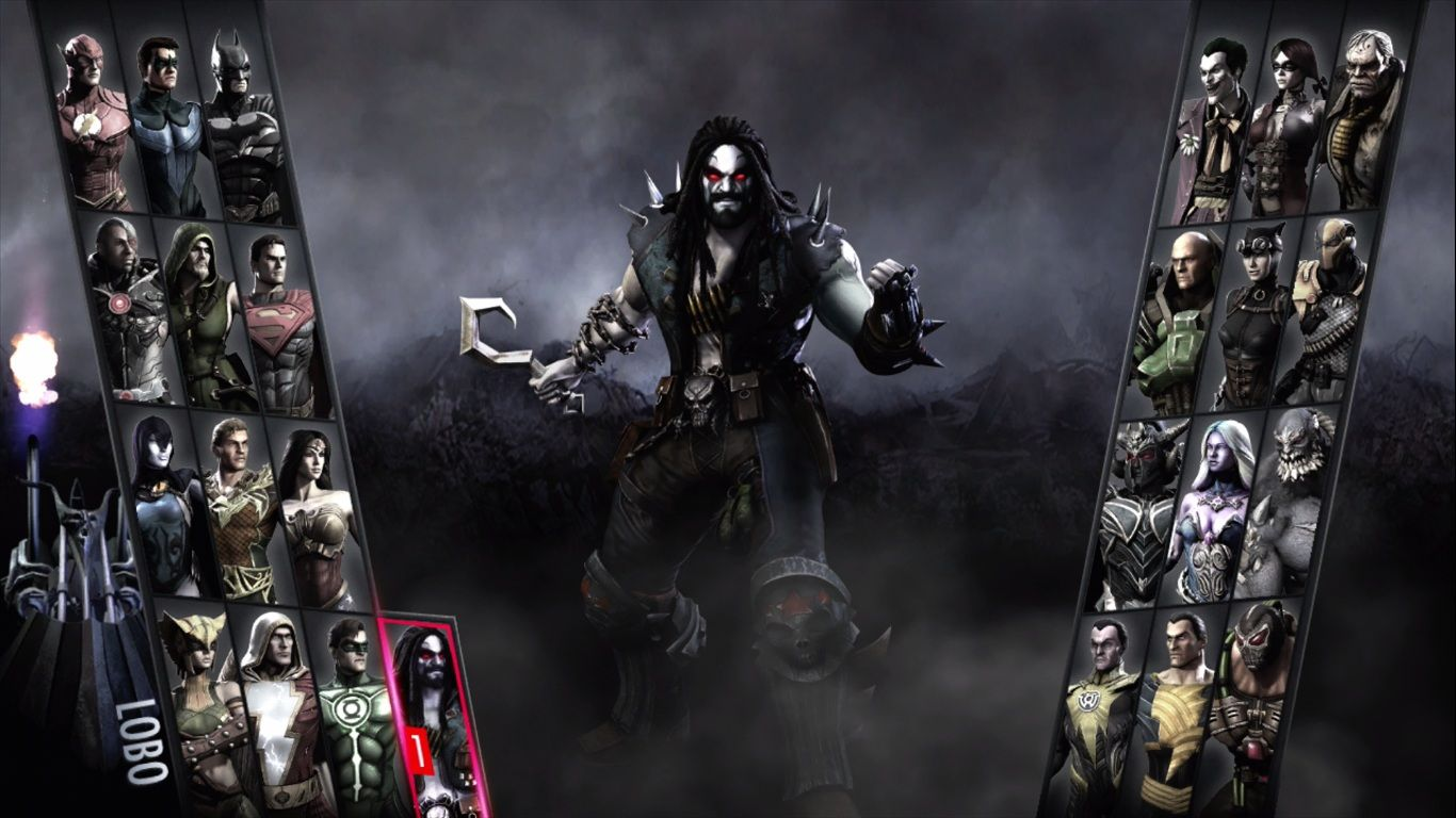 Injustice Gods Among Us Lobo Character Guide Injustice Tool Hacks Deathstroke