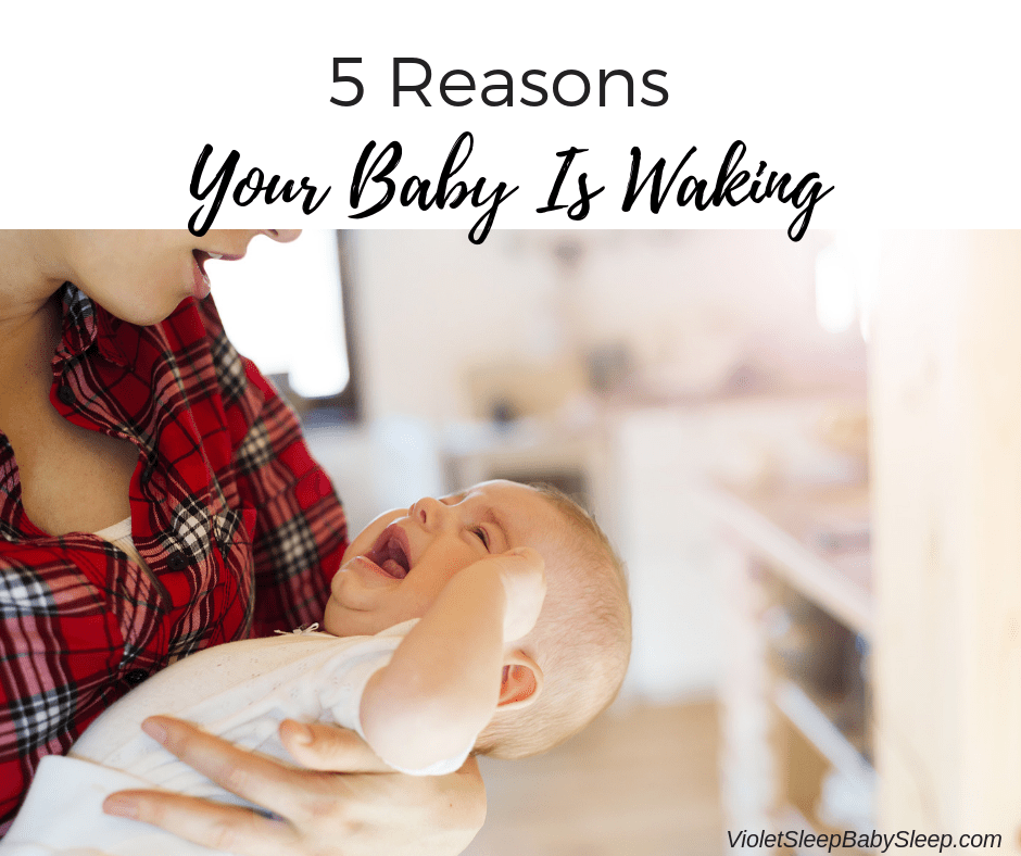 5 Reasons Your Baby is Waking 5