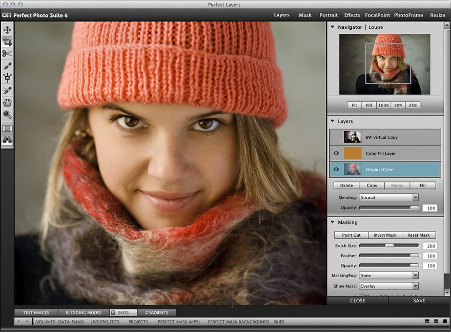 Free Download Perfect Layers 2 software allows layer