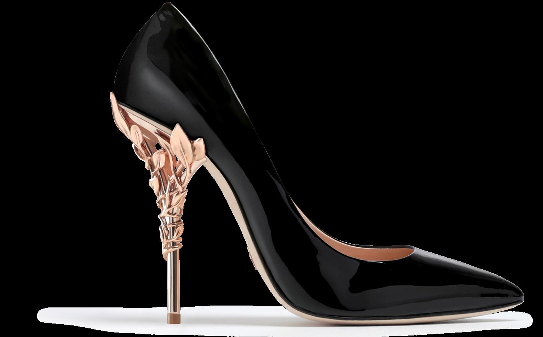 Zapatos negros Eden para mujer Xahkx