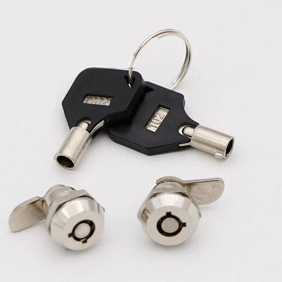 1PCS Security Furniture Locks Hardware Cam Lock For Security…