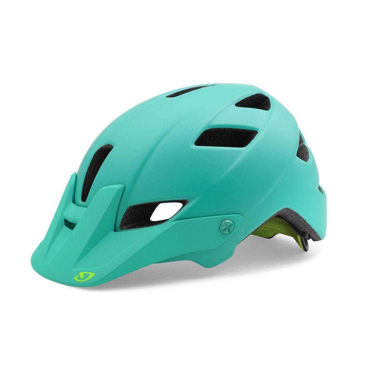 Giro Women S Feather Cycling Helmet Giro Amazon Co Uk Sports Outdoors Mountain Bike Helmets Bike Helmet