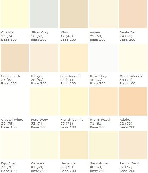 La Habra Color Choices For Fog Coating Stucco Stucco Colors Yellow House Exterior Exterior Paint Colors For House