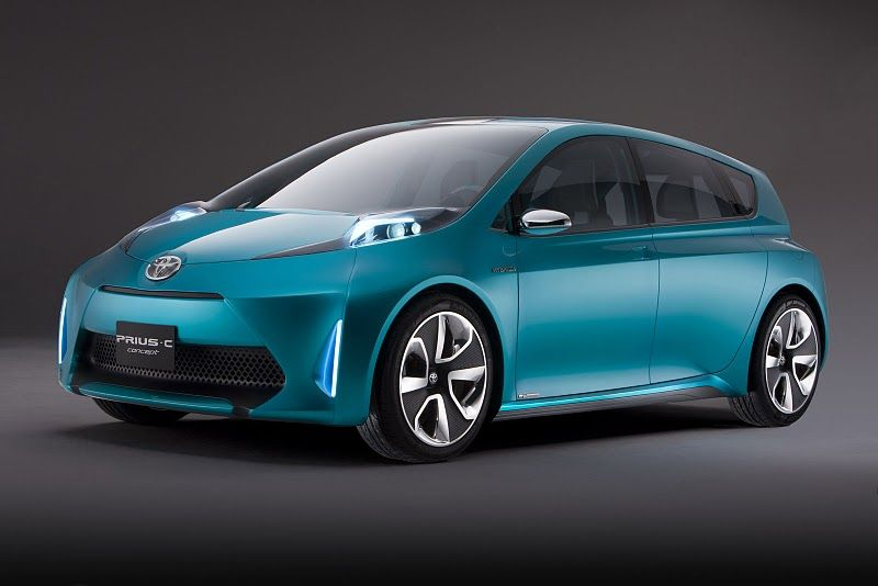 Toyota Working On Compact Prius Hybrid With 94 Mpg Toyota Prius