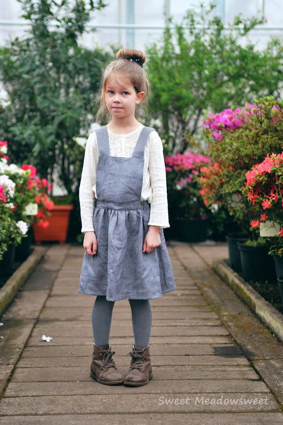BABY GIRLS  PINK FLOWER DRESS PINAFORE DRESS BRACES-DUNGAREE OUTFIT