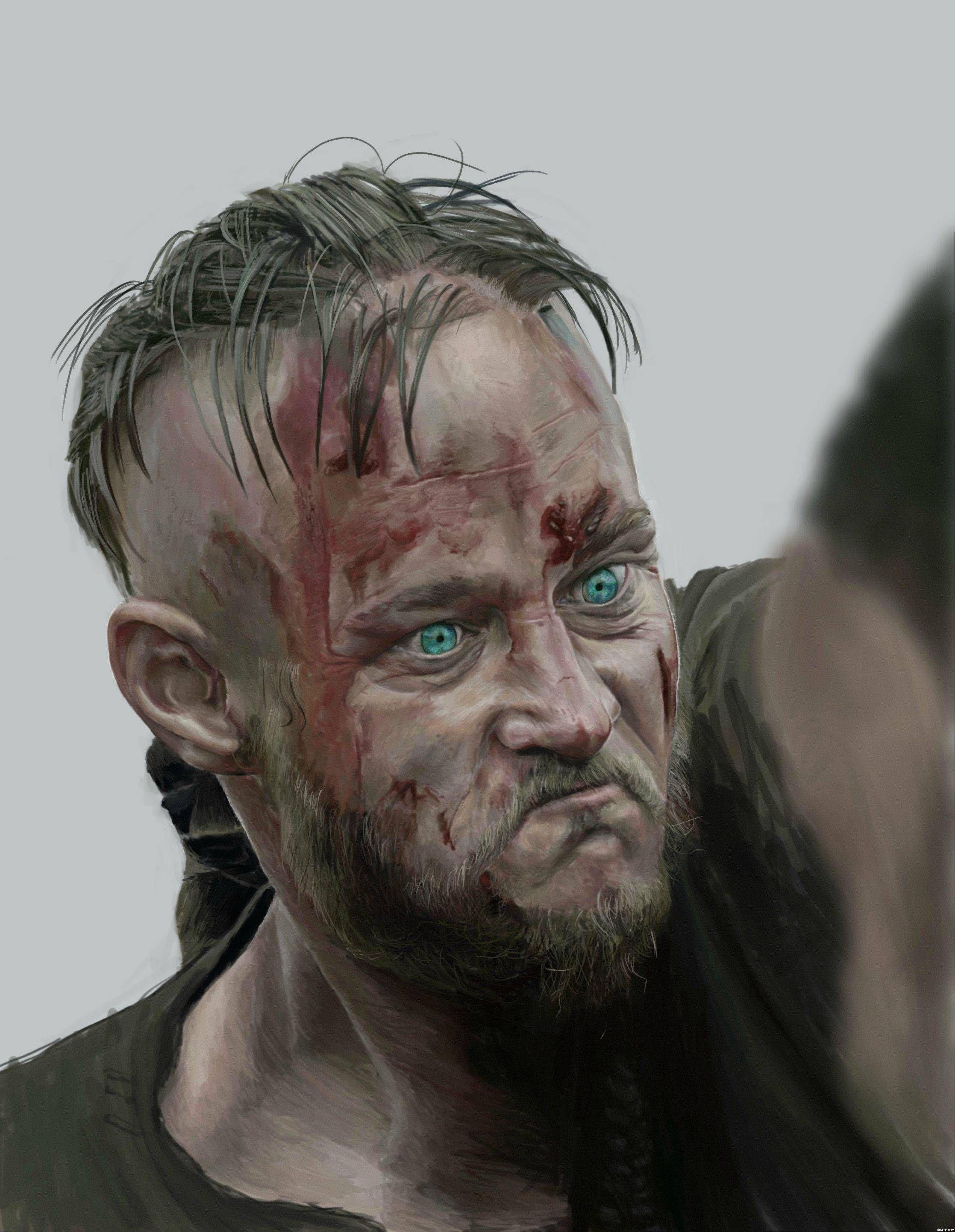 historical drama inspired by the epic saga of viking king
